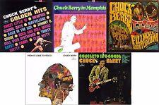 CHUCK BERRY-LOT OF 5 CD-JAPAN MINI LP SHM-CD SET 439