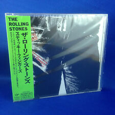 THE ROLLING STONES: Sticky Fingers (1994 RARE JAPANESE REMASTER OOP VJCP-25111)