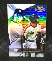 2020 Topps BLACK Gold Label Yordan Alvarez Class 2 RC Houston Astros Rookie #45