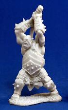 1 x ORC BERSERKER - BONES REAPER figurine jdr d&d guerrier warrior rpg 77059