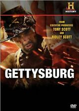 GETTYSBURG History Channel Brand New DVD