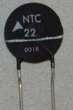 Soppressore Picchi Corrente NTC 22 Ohm -- 5 PEZZI
