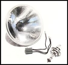 "NORTON COMMANDO / ATLAS 7"" LUCAS REPLACEMENT HALOGEN HEADLIGHT CONVERSION KIT"