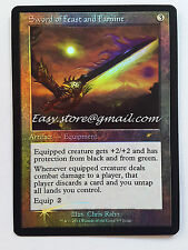 SWORD OF FEAST AND FAMINE FOIL DCI JUDGE ENG - MTG MAGIC