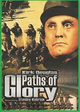 Paths of Glory (1957) - Kirk Douglas, Ralph Meeker - DVD NEW