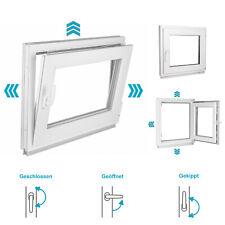 Kellerfenster Fenster 2 Fach BxH 1160x750 mm Dreh-Kipp - Premium