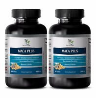 Aphrodisiac for women MACA PLUS ORGANIC COMPLEX 1300 mg Anti-depressive effect 2