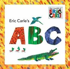 The World of Eric Carle: Eric Carle's ABC by Eric Carle (2007, Hardcover)