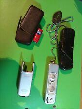 minox b spy camera con flash, manuale italiano #30