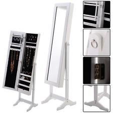 Schmuckschrank Spiegelschrank Standspiegel Schmuckkasten Schmuck Schließbar