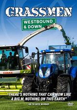 Grassmen Westbound Down DVD/New/Sealed/Tractors/Ireland/UK/Free Post/Farming