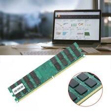 8G (2 x 4G) Memory RAM DDR2 PC2-6400 800MHz Desktop non-ECC Pin 240 DIMM Fo N6D0