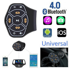 Universal Bluetooth Wireless Car Steering Wheel Hands-free Button Remote Control