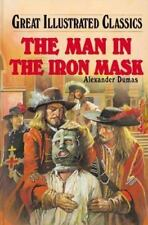 Great Illustrated Classics: Man in the Iron Mask by Alexandre Dumas Hardcover NE