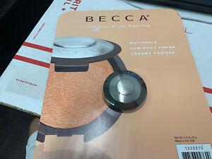 new  BECCA Luminous Blush TIGERLILY