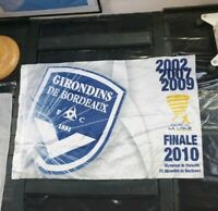 Maillot jersey drapeau finale coupe de la ligue shirt bordeaux marseille 2010 10
