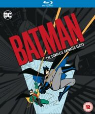 Batman The Animated Series Blu-ray 1992 DVD Region 2