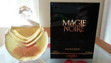 VINTAGE LANCOME MAGIE NOIRE EAU DE TOILETTE 100 ml SPLASH. PREBARCODE.