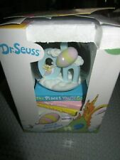 Dr. Seuss Oh! The Places You'Ll Go! Musical Waterglobe Snow Globe-2018-New