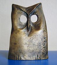 Owl Art Sculpture - Animals