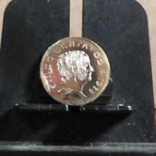 CIRCULATED 1973 5 CENTAVOS MEXICAN COIN (92318)1.....FREE DOMESTIC SHIPPING !!!!