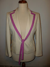 DAKS Hip Length Wool Blazer Coats & Jackets for Women