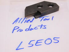 Used Allied Tool Products Db Series Anvil For Idd Dash Holders L5e05