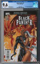 Black Panther #5, CGC 9.6, 1st Shuri as BP, TV Series, Marvel Comics 2009, MCU