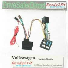 ISO-SOT-8500-q Lead,cable,adaptor for Nokia CK-600 Volkswagen
