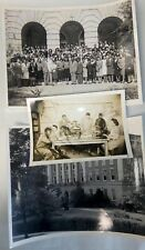 Historically Black Lane College - Jackson,Tennessee ~ 3 Vintage Photographs