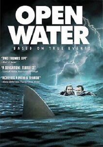 Open Water DVD 2 Disc Set Widescreen