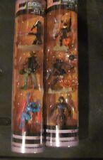 G I Joe Sigma 6 2 inch set of 2 3-packs NEW MIP Snake Eyes more