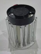 Fischer Elektronik la LED 50 X 45 Leds con disipador de calor para Ventilador integral, a estrenar
