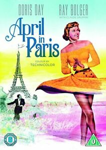April in Paris [DVD] [1952] [DVD][Region 2]