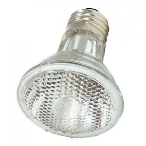 Satco S2205 50W PAR20 Halogen Narrow Flood Bulb Dimmable 2900K NEW
