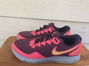 Nike Zoom All Out Low 2 Men's Running Shoes Red Orange AJ0035-600 Size 8.5