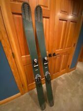 New listing 2019 Rossignol Super 7 Powder Skis, 180cm, with Look Pivot 12 Bindings