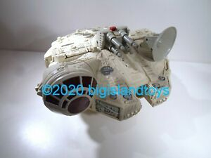 Star Wars 2002 Playskool Millennium Falcon Adventure Playset Vehicle