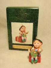"""Hallmark Keepsake Ornament Collector's Club """"Curius the Elf�"""