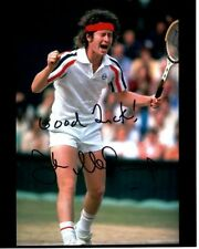 JOHN MCENROE signed autographed TENNIS photo