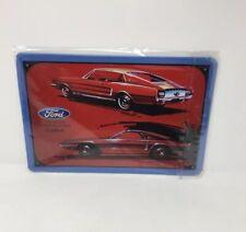 Ford The Orginal Ford Mustang 1964 Tin Sign