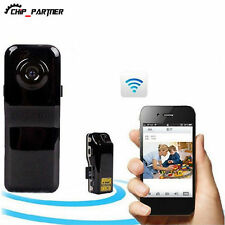 Wifi Mini Camera Wireless Spy Security Nanny Hidden Camcorder Video Recorder