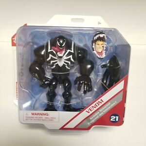 Venom Toy Box Disney Store Exclusive Marvel Action Figure
