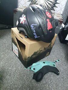 Salomon Ranger Black Matt Sports Helmet. L 59 - 62cm.