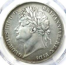 1821 Great Britain England George IV Crown Coin - Certified PCGS XF Details (EF)