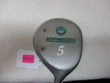 //Northwestern #5 Fairway Wood - Right Hand - Men's - Steel Shaft - #538