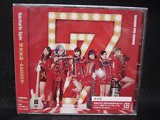 GACHARIC SPIN Kakuhen JAPAN CD Cyntia Fate Gear Raglaia