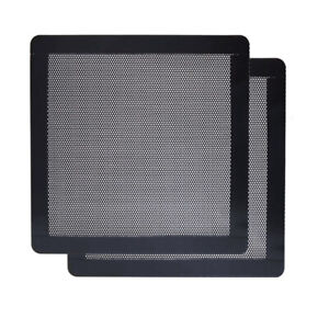 Magnetic Dust Filter Mesh Net Cover  For Computer/PC Case Cooling Fan
