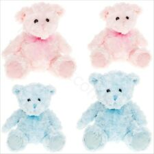 Plush Baby Girl Boy Soft Cuddly Toys Teddy Bears Kids Childrens Stuffed Animal