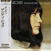 SANDIE SHAW-SANDIE-JAPAN MINI LP CD BONUS TRACK C94